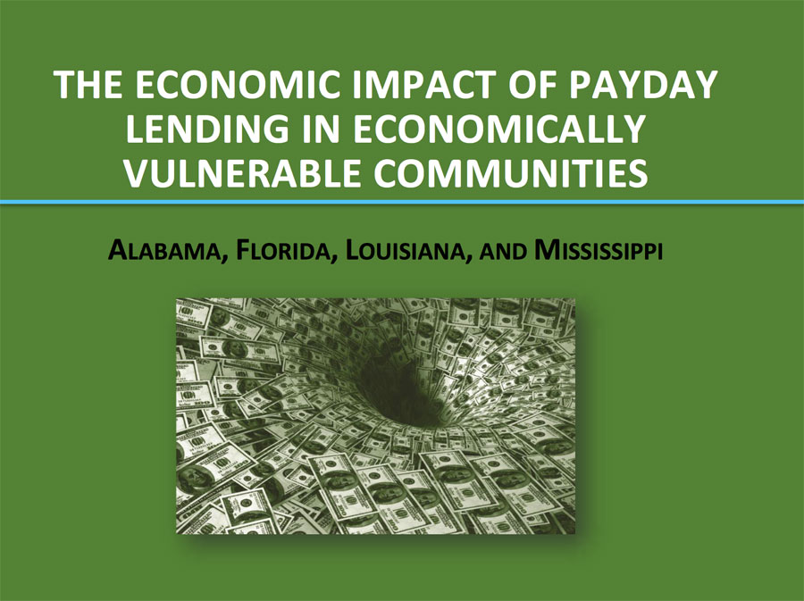 Economic Impact Of Payday Loans